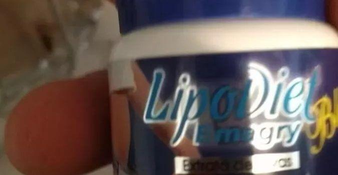 Lipo Diet Blue